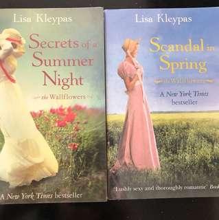 Lisa Kleypas Wallflowers Series (Incomplete)
