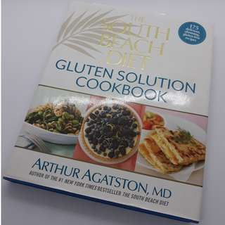 South Beach Diet - Gluten Solution COOKBOOK - Arthur Agaston, MD