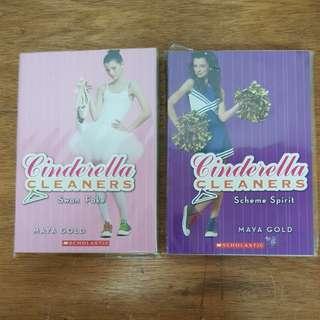 Cinderella Cleaners: Swan Fake & Scheme Spirit (2books)
