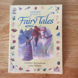 Oxford Treasury of Fairy Tales