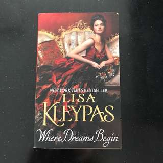Where Dreams Begin by Lisa Kleypas
