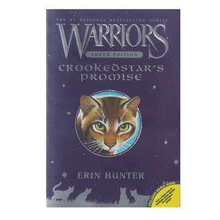 bf - Warriors - Crookstar's Promise - Erin Hunter - YA