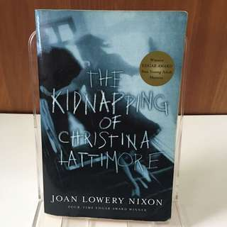The Kidnapping of Christina Lattimore - Joan Lowery Nixon
