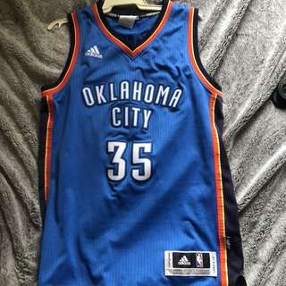 Oklahoma City NBA singlet
