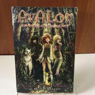 Avalon Web of Magic - Rachel Roberts