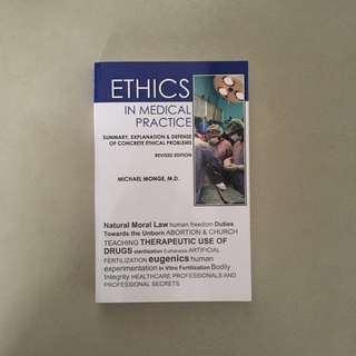 Ethics In Medical Practice / Monge