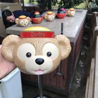 上海迪士尼樂園限定 Duffy新年爆谷桶