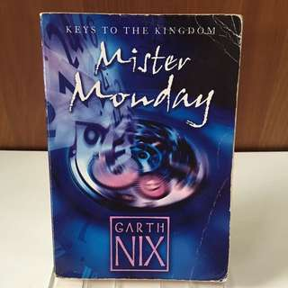 Mister Monday - Garth Nix