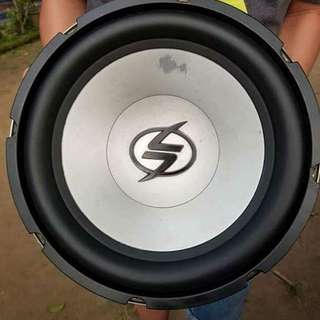 Woofer 12 inci lightning audio
