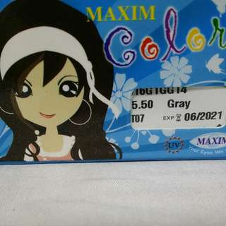 Maxim Colour Contact Lens Big Eye