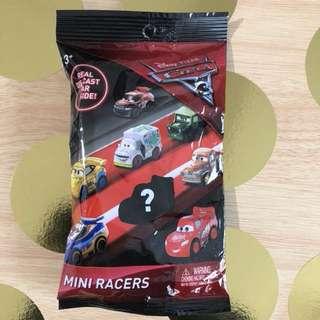 Cars 3 Mini Racers