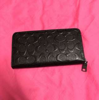 Ready stock Coach men wallet