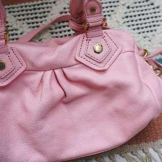 Marc by Marc Jacobs Shoulder Bag Pink color