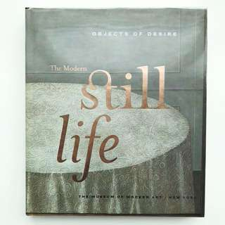 Book: Objects of Desire: The Modern Still Life
