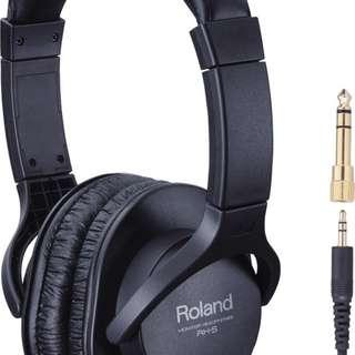 Roland RH-5 Studio Headphones