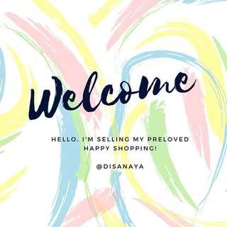 Welcome @Disanaya