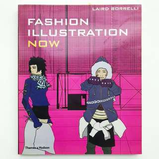 Book: Fashion Illustration Now