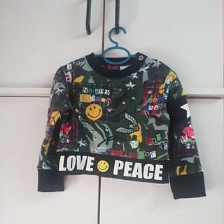 Sweater 1-2y