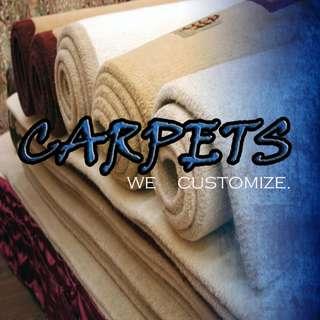 Customize Carpet: B