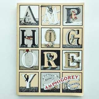 Book: Amphigorey: Fifteen Books