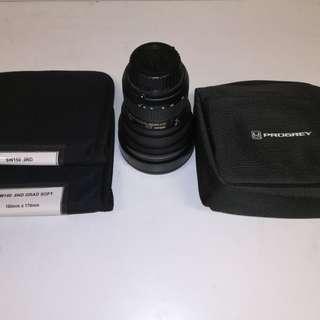 Filter holder and Lee Filter for Nikon 14-24 f2.8