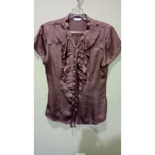 Blouse By Accent