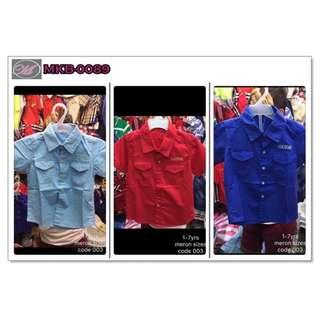 CODE: MKB-0089 Guess Polo Shirt (Printed)