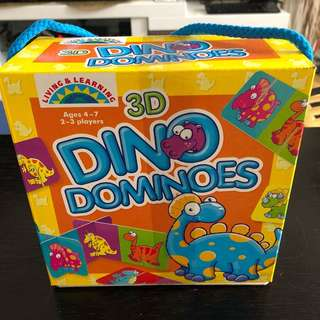 Dino Dominoes