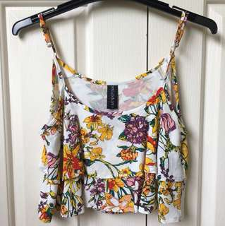 MinkPink crop top