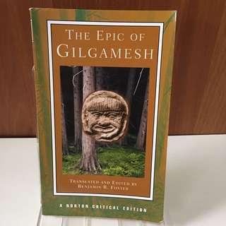 The Epic of Gilgamesh - Norton Critical Edition