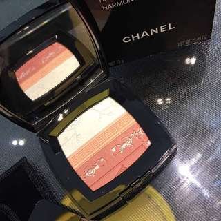 Chanel Blusher - harmony of powders