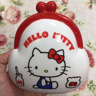 Hello Kitty 陶瓷存錢筒