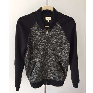 Wilfred wool bomber