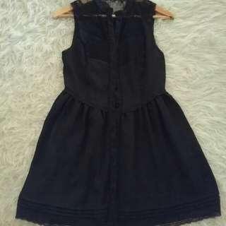 H&M black dresses