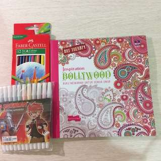 Coloring Book Bollywood