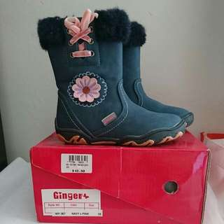 Ginger Girl Boots