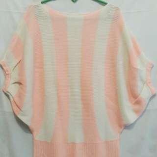 Sweater rajut korea style