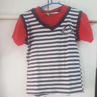 Tshirt size 10y