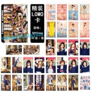 [Ready Stock!!] Twice Lomo Card