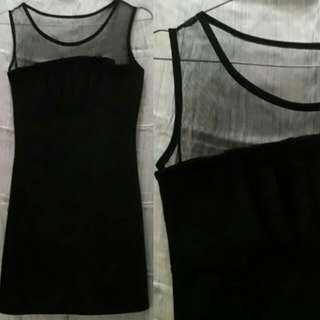 #CNY2018 Black Dress