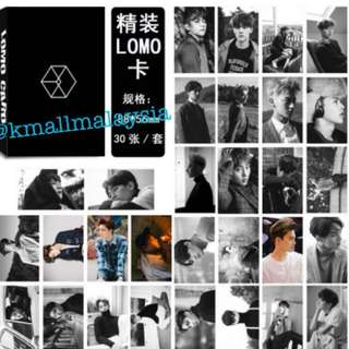 [Ready Stock!!] Exo Lomo Card
