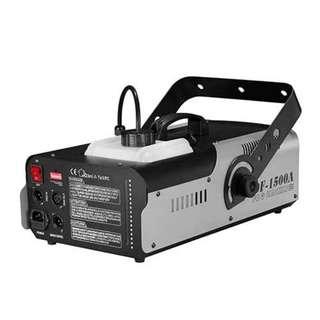 1500W Smoke Machine ( For Rent )
