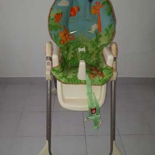 Fisher price high baby chair