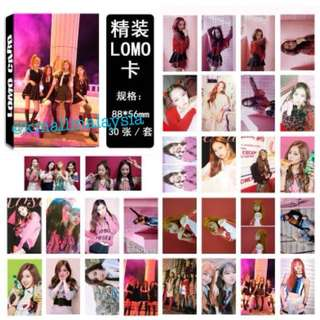 [Ready Stock!!] Kpop Lomo Card