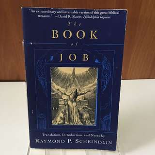 The Book of Job - Norton Edition