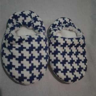 sepatu bayi | prewalker blue