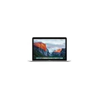 kredit Tanpa Kartu kredit free 1x  angsuran  APPLE MacBook 12 MLHC2 Silver