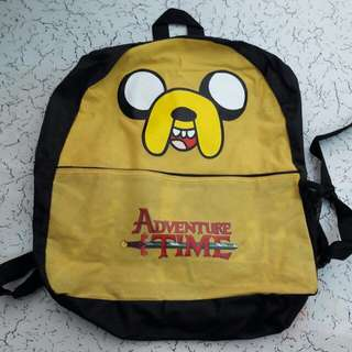 Adventure Time Bag from McDo