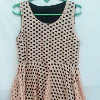 Dress brown