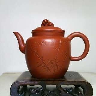 老料原矿朱泥壶 Zisha Teapot